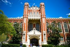 Bizzell Memorial Library - University of Oklahoma Campus