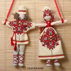 "KUKLA Charm ""lovebird"" / World Toys / Various handmade toys Old Time Christmas, Christmas Crafts For Kids, Crafts For Teens, Arts And Crafts, Handmade Toys, Handmade Art, Russian Embroidery, Christmas Stockings, Christmas Ornaments"