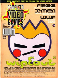 Old Game Mags