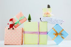 Wrapper's delight: Inspiring great gifts on Pinterest