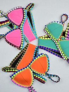 Hot Sale Neo Crochet Bikini Suit - MYNYstyle - 3
