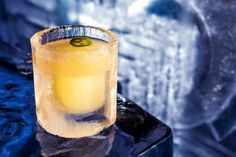 Drinkhouse Fire Lounge and Ice Bar Miami is Miami's first, offering flaming cocktails and an experience with 100,000 pounds of ice and total environment.