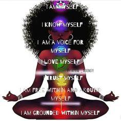 Black Art Painting, Black Artwork, Black Girl Art, Black Girl Magic, Black Girls, Art Hippie, Black Women Quotes, Afrique Art, Affirmations