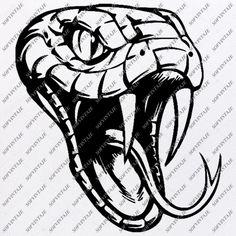 Cobra Art, Cobra Snake, Snake Drawing, Snake Art, Gas Mask Art, Masks Art, Inka Tattoo, Vintage Tattoo Art, Tattoo Ideas