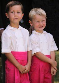 tenues de garçons d'honneur