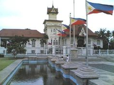 Aside from Aguinaldo's Shrine, Freedom Park in Kawit is the most visited place in Cavite. Emilio Aguinaldo, President Of The Philippines, Filipino Culture, Consumer Culture, Most Visited, Secondary Schools, Scenery, To Go, Mansions