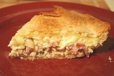 Garlic adds a great flavor to many recipes, but this time it's the star. This savory garlic pie features pancetta and lots of cheese, making it a wonderful and flavorful meal. It would be great at brunch, too!