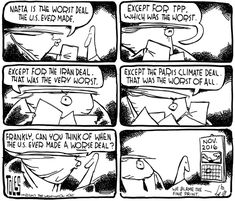 The best Tom Toles editorial cartoons of 2017 - The Washington Post