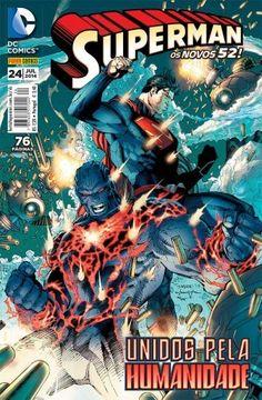 LIGA HQ - COMIC SHOP Superman 52 #24  - Superman - DC Comics PARA OS NOSSOS HERÓIS NÃO HÁ DISTÂNCIA!!!