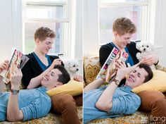 Boston Gay Wedding Photographer: Ben