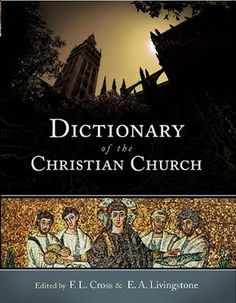 Dictionary of the Christian Church