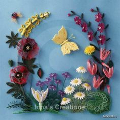 Stunning quilling. Discussion on LiveInternet - Russian Service Online Diaries