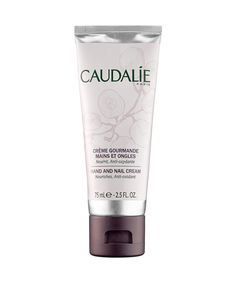 This deceivingly light and non-greasy cream drenches dry hands, nails and cuticles with a moisturizing blend of anti-oxidants and avocado and shea butters. The subtle fruit and avocado scents are refreshing (and non-offensive), too. Caudalie hand and nail cream, $15, available at Sephora.