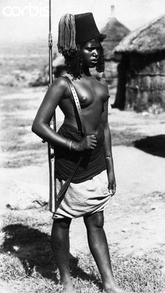 """Nyabinghi According to most modern ubran legend on Rastafari which distort real discourse and analysis: """" the word 'Nyabinghi' has a som. Warrior Queen, Warrior Princess, African Tribal Girls, Cult Of Personality, War Photography, African Tribes, Raw Beauty, Abyssinian, American War"""