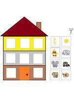 kleurenspel voor kleuters, free printable 2