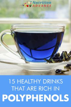 Everyone knows about red wine and green tea, but there are many other drinks high in polyphenols too. Some you may know, others may be surprising (hint: beer and whisky! Nutrition Articles, Healthy Nutrition, Healthy Foods, Low Carb Drinks, Healthy Drinks, Polyphenols Food, Keto On A Budget, Healthy Eyes, Coffee Health Benefits