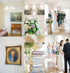 Pastel Wedding at Historic Rainier Chapter House | Katie Parra Photography | Pink Blossom Events | Fena Flowers | seattlebridemag.com