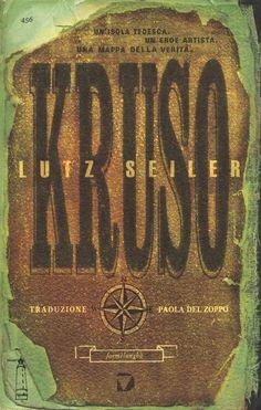 """Del Vecchio porta in Italia il miglio romanzo tedesco del 2014. """"Kruso"""" di Lutz Seiler"""