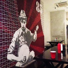 SHEUNG WAN 85 South American diner in Hong Kong