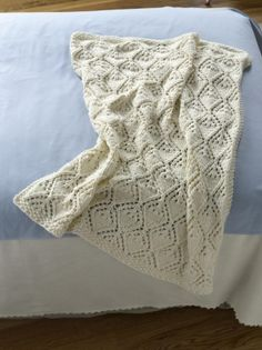 Image of Cozy Luxe Baby Throw