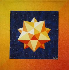 quilts und mehr: Stern / star