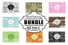 #bundle #verse #bible #god #jesus #christ #strength #psalm #christian #lettering