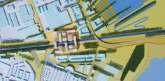 Strategische ontwikkelingsvisie voor de oostelijke radiaal van Haarlem in het…