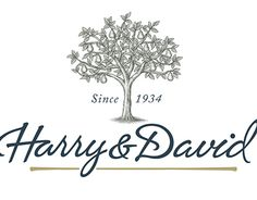 "Check out new work on my @Behance portfolio: ""Harry & David Logo Illustrated by Steven Noble"" http://be.net/gallery/34177193/Harry-David-Logo-Illustrated-by-Steven-Noble"
