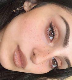 Soft Makeup Looks, Makeup Looks For Brown Eyes, Blue Eye Makeup, Fall Makeup, Skin Makeup, Beauty Makeup, Cute Makeup, Pretty Makeup, Simple Makeup