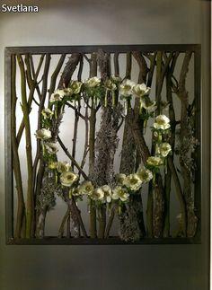 букет невесты - фото из fleure fc4-2002001 #Zweige #vordemA #Pipetten