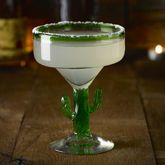 Cactus Margarita Glass