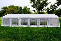 American Phoenix Canopy Tent 40x20 foot Large White Party Tent Gazebo Canopy Commercial Fair Shelter Car Shelter Wedding Events Party Heavy Duty Tent- White American Phoenix http://www.amazon.com/dp/B00NY3MBXO/ref=cm_sw_r_pi_dp_9lldwb1R5XWW9
