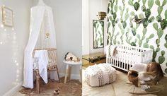 Kinderkamer inspiratie: modern versus retro