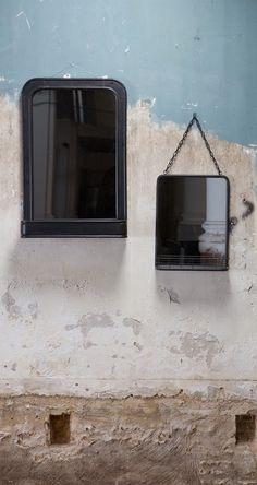 Trendy Wandspiegel