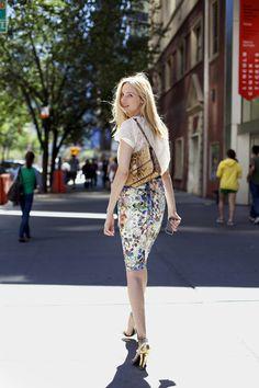 On the Street….Lauren Santo Domingo, New York « The Sartorialist