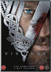 VIKINGS SÆSON 1 på DVD – Køb på FONA.dk