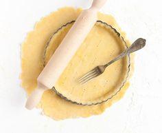 Pâte à tarte (sans gluten) : Recette de Pâte à tarte (sans gluten) - Marmiton Gluten Free Pastry, Gluten Free Pie Crust, Pie Crust Recipes, Sin Gluten, Quiche Sans Gluten, Patisserie Sans Gluten, Dried Beans, Fodmap, Dairy Free Recipes