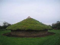 Bronze Age house, Flag Fen, Peterborough
