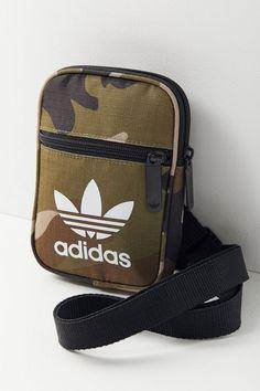 Slide View  2  adidas Originals Camo Festival Crossbody Bag Adidas Originals 24f0ad6a510a9