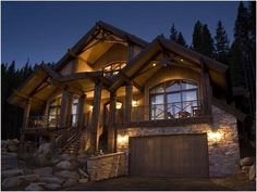 KMD Interior Blog » My Dream Home in the Mountains
