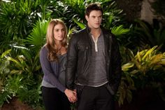 Still of Nikki Reed and Kellan Lutz in The Twilight Saga: Breaking Dawn - Part 2