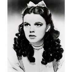"""""""THE WIZARD OF OZ VERY ON DOROTHY (JUDY GARLAND AGE 12)"""""""