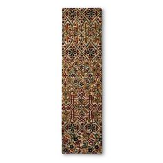 Threshold™ Marrakesh Rugs. I  Beautifully detailed with an intricate pattern, the Threshold Marrakesh Rugs feature an array of colors that match any home decor. A great area rug for an office, living room or bedroom; the soft, breathable 100% wool rug is warm in winter, cool and comfortable in summer.