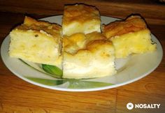 Startlap - www. Cookie Recipes, Dessert Recipes, Delicious Desserts, Yummy Food, Food Gallery, Sweet Cookies, Cheesecake Desserts, Hungarian Recipes, Winter Food