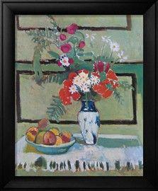 Still Life, Flowers and Fruit Pôsters por Henri Matisse