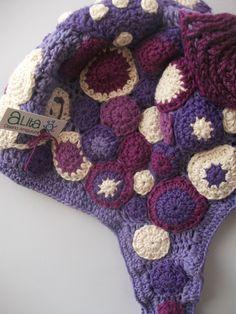 gorro consentido  #crochet