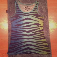 Abstract Colorful Tank Top 🎉 HP - Flirty Favorites Party 10/29/16 🎉 Worn | Still Some Life Left | Ribbed Design | Abstract Design | Colorful | Faded & Distressed | 60% Cotton | 40% Polyester | Tank Top | 🚫 Trades | More 📷 Upon Request | Feel Free To Ask Questions 🙋| Bundles Are Welcomed❤️| Nollie Tops Tank Tops