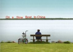 "1st prize, 2007 Sonja Lillebæk Christensen ""On a slow boat to China (self portrait)"""