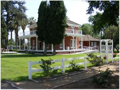 Estudillo Mansion and the Francisco Heritage Park are on the National Register of Historic Places and on the California Register of Historic Resources. San Francisco Mansions, San Jacinto Mountains, Riverside County, Old City, Tours, California, Park, Places, Santiago