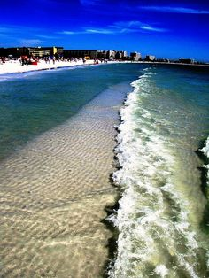 Siesta Key Beach, Sarasota, Florida  Spring Break 2011